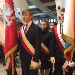 Obrazek newsa Uroczyste obchody 101 rocznicy Odzyskania Niepodległości w Bielsku-Białej