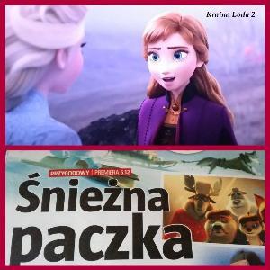 Obrazek newsa Mikołajki w kinie - klasy 1-3