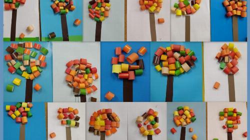 Obrazek galerii 4 pory roku w oczach dzieci - jesienne inspiracje