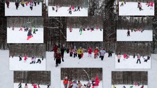Obrazek galerii dzień biały jak śnieg