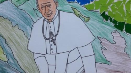 Obrazek galerii 100-lecie papieża, cz.2