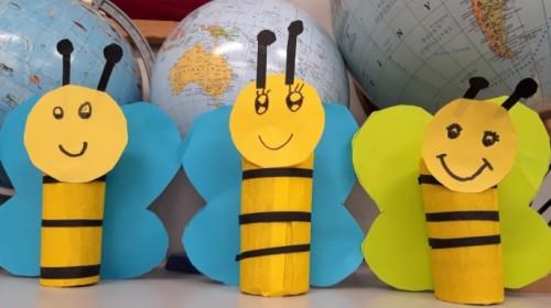 Obrazek galerii Pszczółki