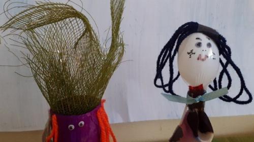 Obrazek galerii Pacynki - kukiełki:)