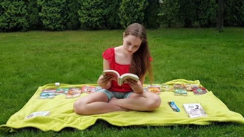 Obrazek galerii Czytamy książki
