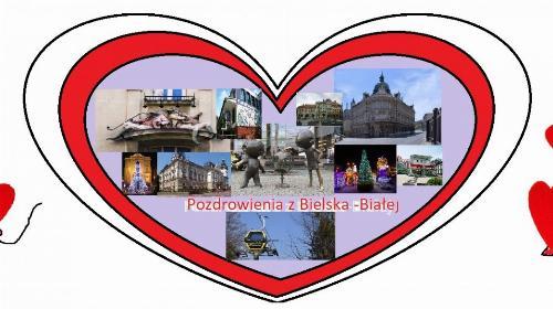 Obrazek galerii Widokówki z Bielska-Białej
