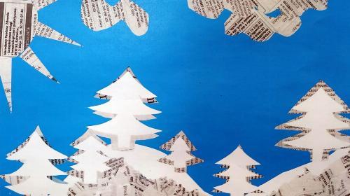 Obrazek galerii zima w poezji ks. Jana