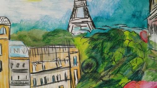 Obrazek galerii 4 pory roku w oczach dzieci - jesienne inspiracje (klasy 4-8)
