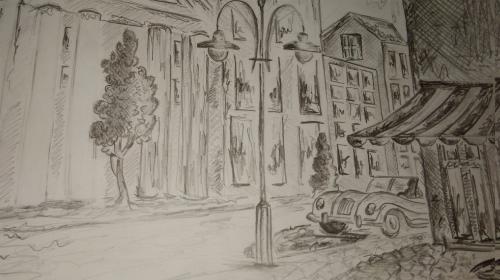 Obrazek galerii Widok z okna