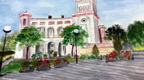 Obrazek galerii pocztówka