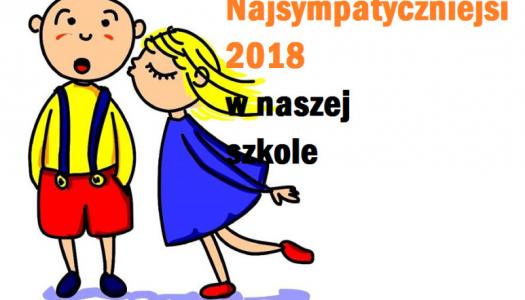 """Obrazek newsa """"Super Chłopak i Dziewczyna 2018/2019"""""""