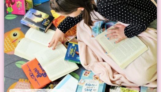Obrazek newsa W książkach jest magia i wiedza