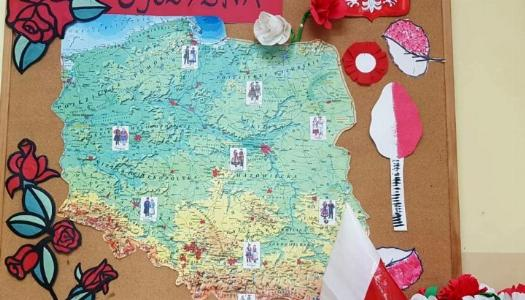 Obrazek newsa Uroczysta akademia z okazji Święta Niepodległości dla uczniów klas 4-8