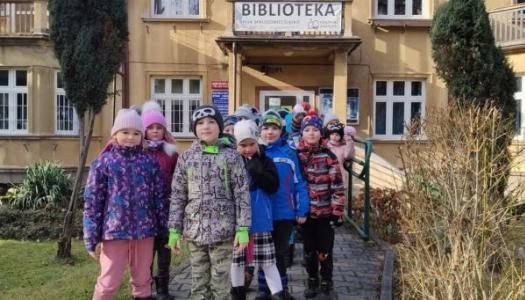"""Obrazek newsa Z wizytą w Bibliotece """"Olszówka"""""""