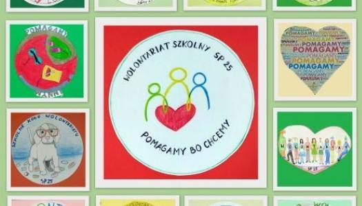 Obrazek newsa Logo Wolontariatu wybrane!!!