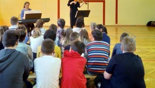 Obrazek newsa Spotkanie z muzyką