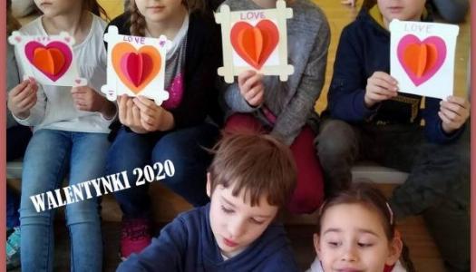 Obrazek newsa Walentynki 2020
