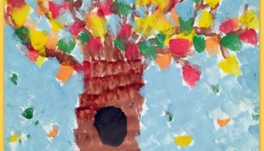 Obrazek newsa 4 pory roku w oczach dzieci- jesienne inspiracje
