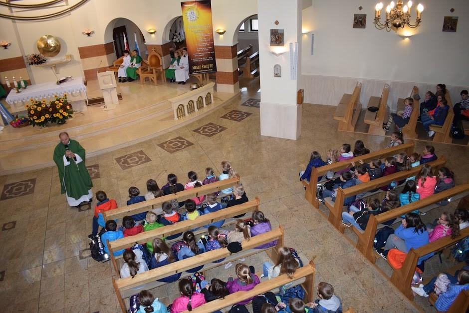 Obrazek aktualności Misje w Parafii NMP Królowej Świata