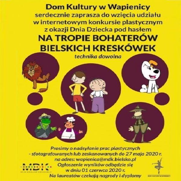 Obrazek newsa Na tropie bohaterów bielskich kreskówek