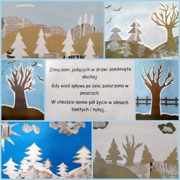 Obrazek newsa Zima w poezji ks. Jana Twardowskiego
